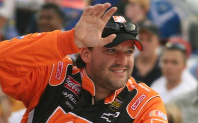 NASCAR Driver Tony Stewart, Kevin Ward Jr.'s Family Agree To Settlement In Wrongful Death Case