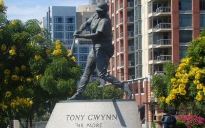 Tony Gwynn's Family Settles Wrongful Death Suit vs. Tobacco Company