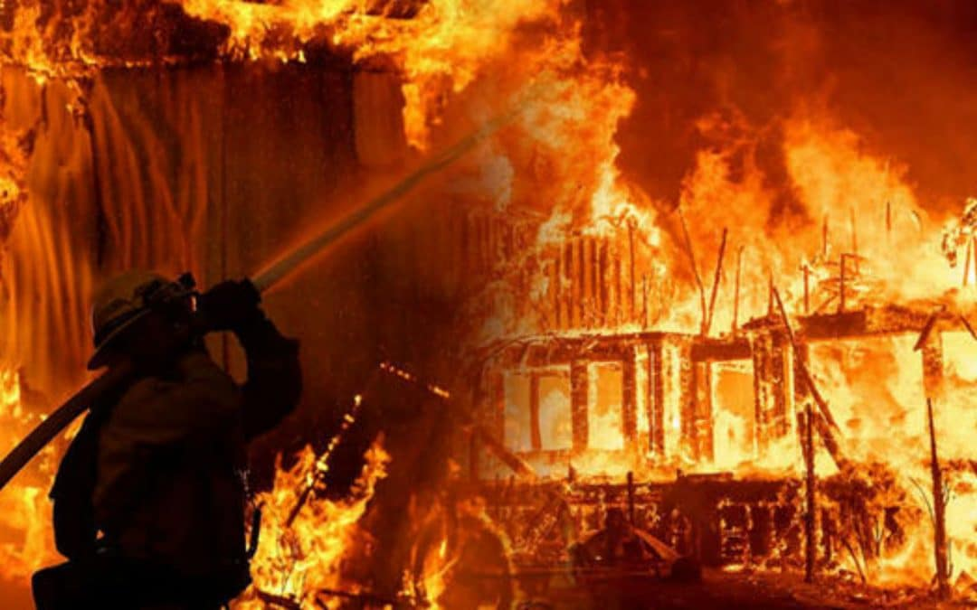 """First Wrongful Death Lawsuit Filed After Devastating """"Camp Fire"""""""